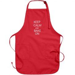 Keep Calm Apron
