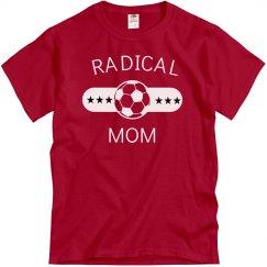 Radical soccer mom