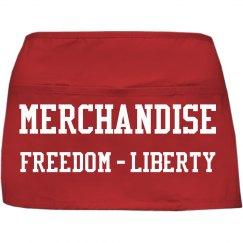 Merchandise - Concessions Apron