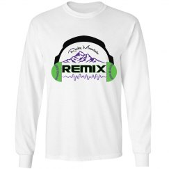 Basic White Long Sleeve Tee