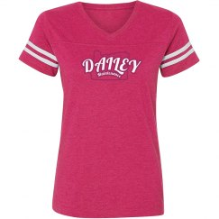 DM Ladies Retro Jersey