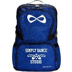 Ultimate Glitter  Sports Bag