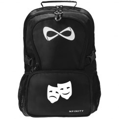 Drama Masks Backpack