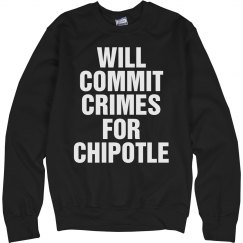 Crimes for Chipotle