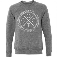 COTC Sweatshirt Grey Triblend