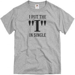Put the i in single