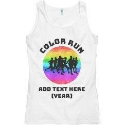 Easy Customizable Color Run Group