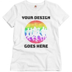Color Run Shirts Create Your Own