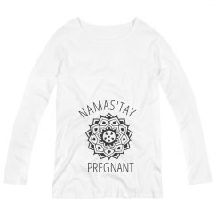 Namas'tay Pregnant For Now