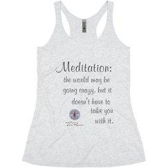 Meditation Tank