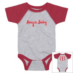 Boujie Baby with Logo on Back