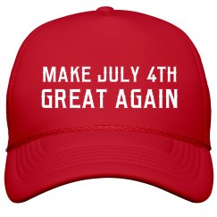 Make July 4th Great Again