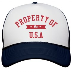 Property Of The USA