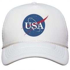 USA NASA Logo