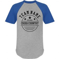 Cross Country Team Tee