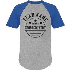 Cross Country Team Tee