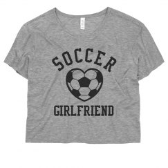 Soccer Girlfriend Top