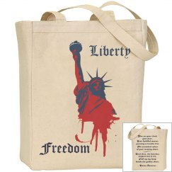 Lady Liberty: Give Me Your Tired Quote, Emma Lazarus