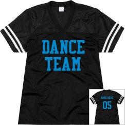 Dance Team performance shirt