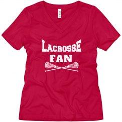Lacrosse Fan Shirt