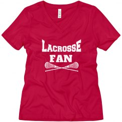 Lacrosse Fan Shirt