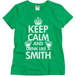Drink Like A Smith