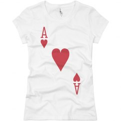 Ace of Hearts Costume