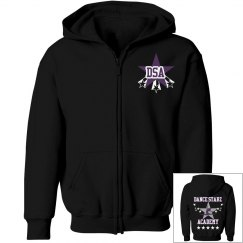 Youth Zip-Up Hoodie