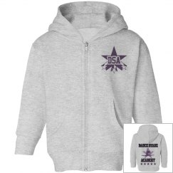 Smaller Youth/Pre-Team Size Sweatshirt