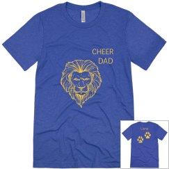 Cheer Dad shirt