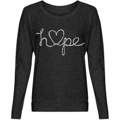 Hope Slouchy Pullover