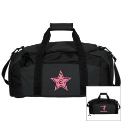 Star and monogrammed C