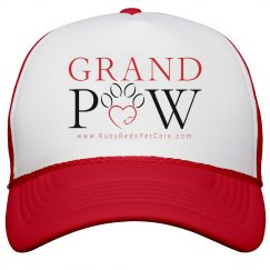 Grandpaw Trucker Hat