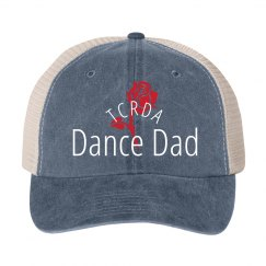 Dance Dad Hat (black)