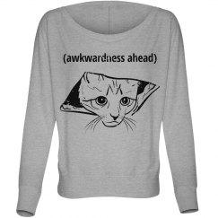 awkward kitty