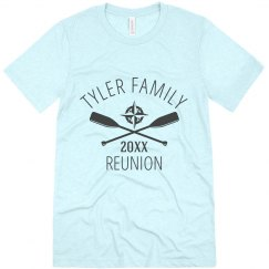 Create Your Own Family Reunion Tees