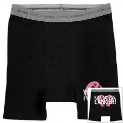 Wear Pink. Men's  Boxers