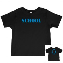Toddler School Bites Tee