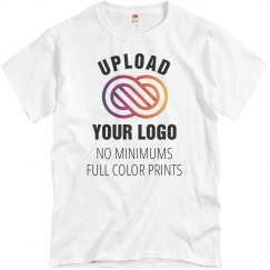 Small Business Custom Uploads