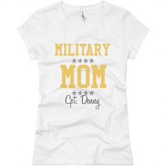 1ddcb80a2eae Custom Army Mom Shirts, Hoodies, Tank Tops, & More