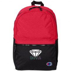 Pink Diamond Glitter Diva