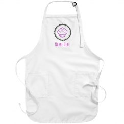 Metallic Custom Baker's Apron