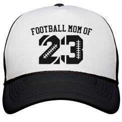 Football Mom Pride Hat