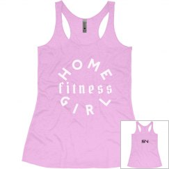Home Fitness Girl (Lilac)