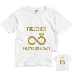 Couple's T shirt