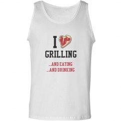 I Love Grilling