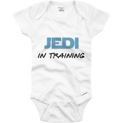 Jedi in Training Onesie