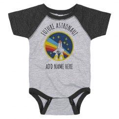 Future Baby Astronaut