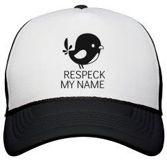 Respeck Birdie Snapback