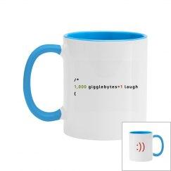Gigglebytes Mug